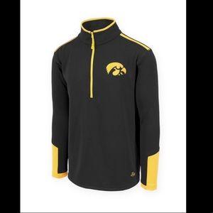 Iowa Hawkeyes Fitness Jacket